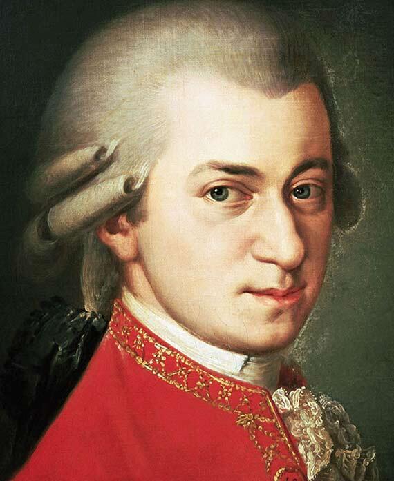 Wolfgang-Amadeus Mozart