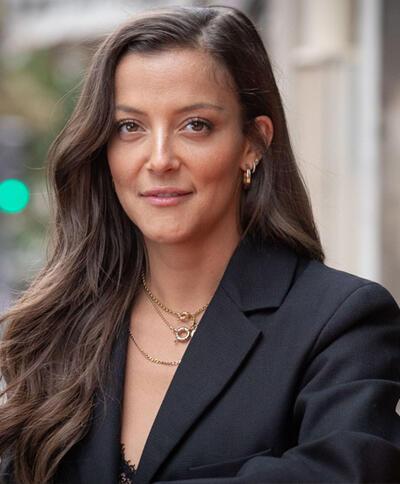 Camille Lellouche