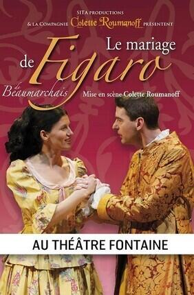 LE MARIAGE DE FIGARO (Th. Fontaine)