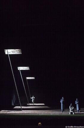 LA FLUTE ENCHANTEE (Opera Bastille)