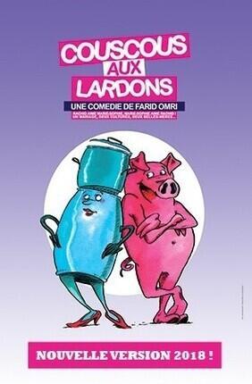 COUSCOUS AUX LARDONS (La grande Comédie)