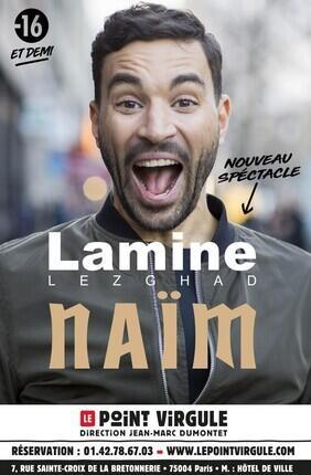 LAMINE LEZGHAD DANS NAÏM