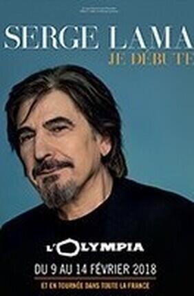SERGE LAMA - JE DEBUTE