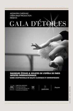 GALA D'ETOILES - SAISON 10 AU CASINO BARRIERE D'ENGHIEN