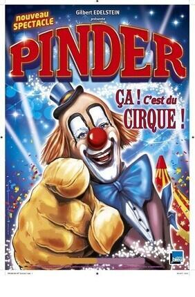 CIRQUE PINDER (Marseille)