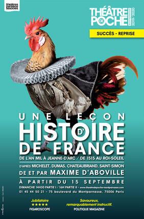 UNE LECON D'HISTOIRE DE FRANCE I & II