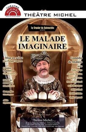 LE MALADE IMAGINAIRE (Th. Michel)