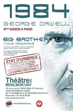 1984 - BIG BROTHER VOUS REGARDE