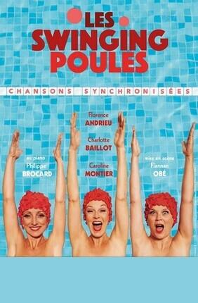 LES SWINGING POULES... CHANSONS SYNCHRONISEES