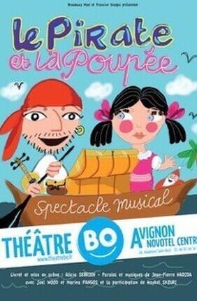 LE PIRATE ET LA POUPEE (Festival d'Avignon)