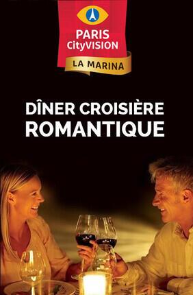 DINER CROISIERE ROMANTIQUE (La Marina)