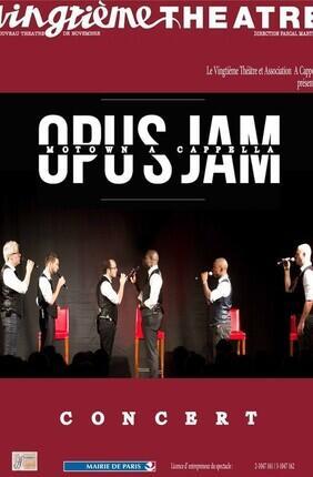 OPUS JAM - MOTOWN A CAPPELLA