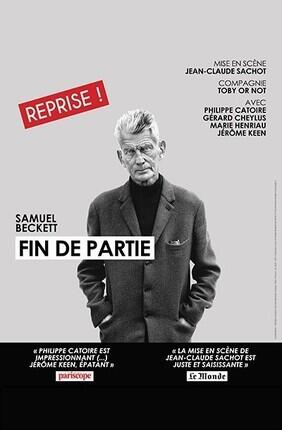 FIN DE PARTIE (Théâtre Essaïon)
