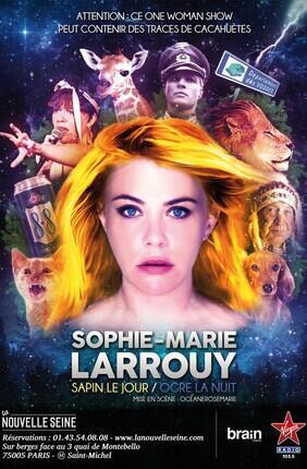 SOPHIE-MARIE LARROUY