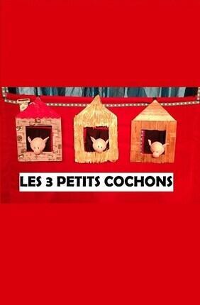 LES 3 PETITS COCHONS A LA COMEDIE DE GRENOBLE