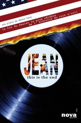 JEAN - THIS IS THE END (Café de la Gare)