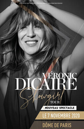 VERONIC DICAIRE SHOWGIRL TOUR