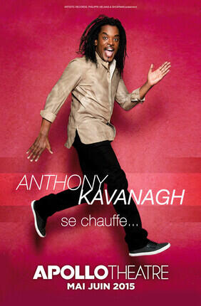 ANTHONY KAVANAGH SE CHAUFFE...