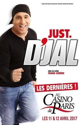 D'JAL DANS JUST D'JAL (Casino de Paris)