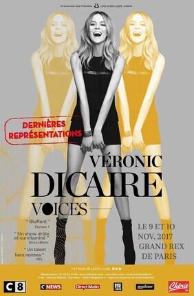 VERONIC DICAIRE - VOICES