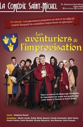 LES AVENTURIERS DE L'IMPROVISATION
