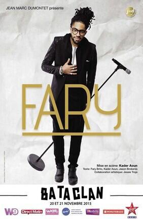 FARY (Bataclan)