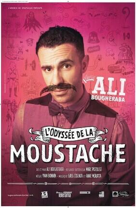 ALI BOUGHERABA DANS L'ODYSSEE DE LA MOUSTACHE