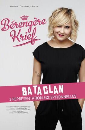 BERENGERE KRIEF (Le Bataclan)