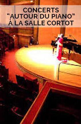 CONCERTS AUTOUR DU PIANO A LA SALLE CORTOT