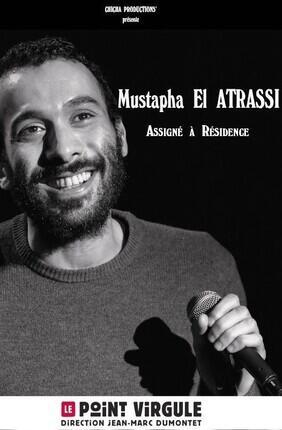 MUSTAPHA EL ATRASSI  - ASSIGNE A RESIDENCE