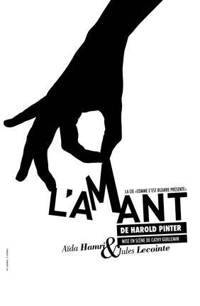 L'AMANT (Theatre de Nesle)
