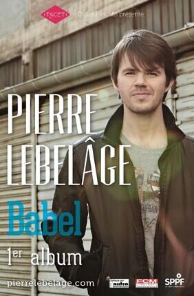 PIERRE LEBELAGE - BABEL