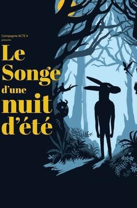 LE SONGE D'UNE NUIT D'ETE (Theatre le Proscenium)
