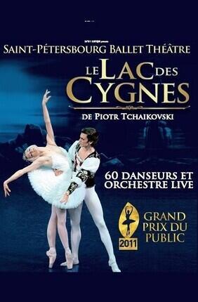 LE LAC DES CYGNES (Rennes)
