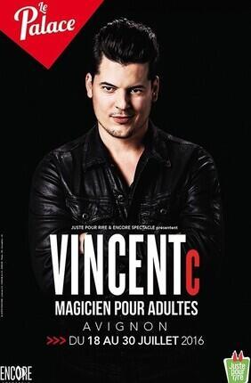 VINCENT C (Le Palace)