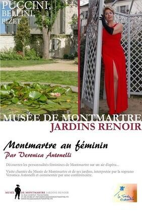 MONTMARTRE AU FEMININ