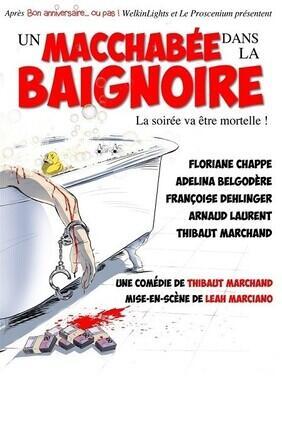 UN MACCHABEE DANS LA BAIGNOIRE (Saint Etienne)