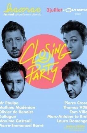 HAMAC FESTIVAL - CLOSING PARTY