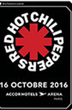 RED HOT CHILI PEPPERS (AccorArena Hotels)