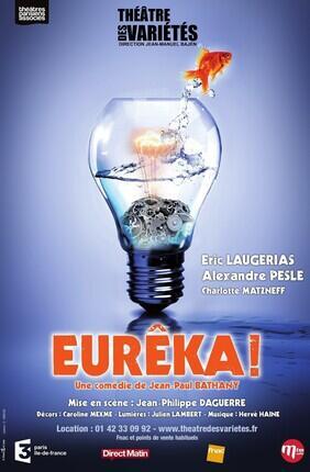 EUREKA AVEC ERIC LAUGERIAS