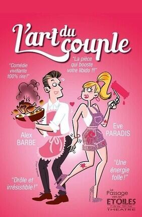L'ART DU COUPLE (Theatre de l'Ange)