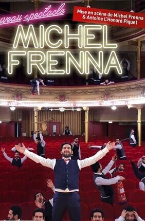 MICHEL FRENNA FAIT LE SENTIER DES HALLES