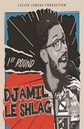 DJAMIL DANS 1ER ROUND