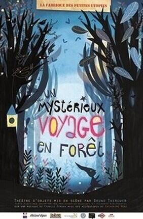 UN MYSTERIEUX VOYAGE EN FORET