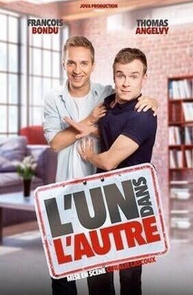 L'UN DANS L'AUTRE (Théâtre du Marais)