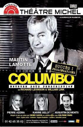 COLUMBO AVEC MARTIN LAMOTTE
