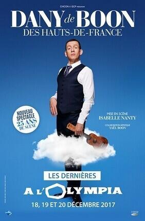 DANY BOON DANS DANY DE BOON DES HAUTS-DE-FRANCE