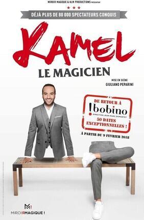 KAMEL LE MAGICIEN (Bobino)