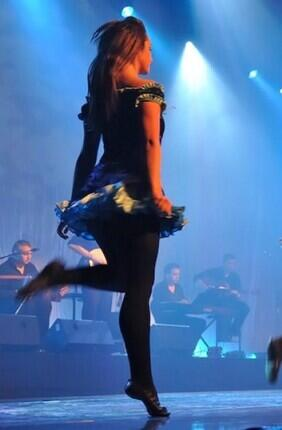 CELTIC RYTHMS OF IRELAND - NATIONAL DANCE COMPAGNY OF IRELAND (Enghien)