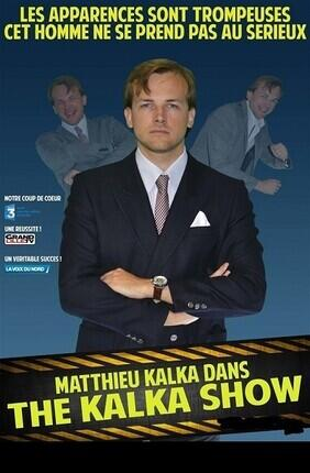 MATTHIEU KALKA DANS THE KALKA SHOW
